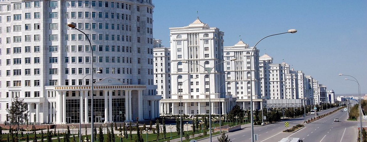 Srp Ashgabat Sayolu 16 Luxury Apartments